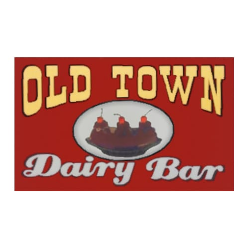 Old Town Dairy Bar - sponsor
